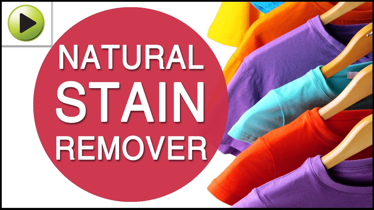 Old fashioned stain removal remedies 13
