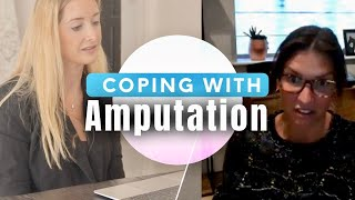 Coping Psychologically with an Arm Amputation - Jue Snell interview with Dr. Becky Spelman