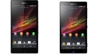 Photos of Sony Xperia Z Yuga and Xperia ZL Odin