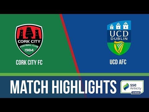 GW16: Cork City 2-0 UCD