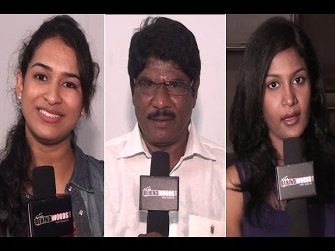 Mooch Team Meet | Misha Ghosal | Jaya Raj | Suhashini - BW