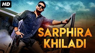 SARPHIRA KHILADI (2019) New Released Full Hindi Dubbed Movie | Jr NTR | South Movie 2019