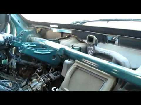1997 1998 1999  Ford F150 Heater Core Dash removal tips & tricks