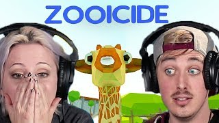 We Accidentally Found The Craziest Game • Zooicide