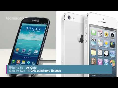 Get an Apple iPhone 5 For Free - New iPhone 5 Features and Price vs Samsung Galaxy S3