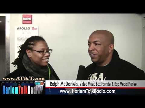 Ralph McDaniels Video Music Box making it in entertainment and media