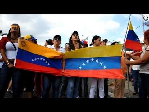 More protests as Venezuela leader calls for talks with US