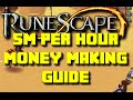 Runescape Money Making Guide 2016: 5M PROFIT PER HOUR - No Requirements!