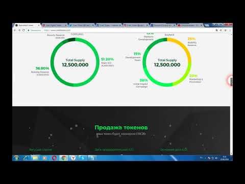 Crest Token - онлайн - маркетинг и искусственный интеллект для получения дохода