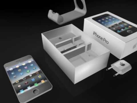 iPhone Pro Virtual Unboxing