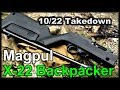Magpul X-22 Backpacker Review Must have