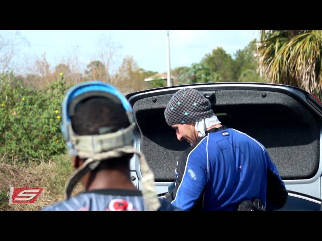 2013 Tampa Bay Damage Unofficial Paintball Practice (27 Mins, RAW)
