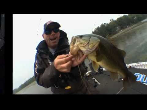 Fact # 818 - Big Baits Catch Big Fish in the Fall - Dave Mercer's Facts of Fishing