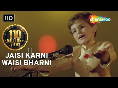 Jaisi Karni Waisi Bharni Title Song - Neil Nitin Mukesh - Nitin...