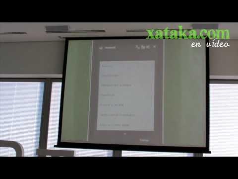 HTC Diamond2 y Touch Pro 2 en vídeo