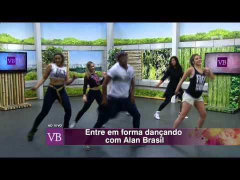 Você Bonita - Emagreça dançando com Alan Brasil (11/09/15)