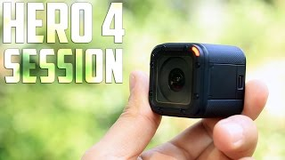 GoPro Hero 4 Session, review en español