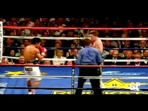 Manny Pacquiao vs Ricky Hatton (GP Highlights)