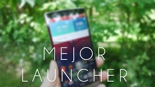 EL MEJOR LAUNCHER PARA ANDROID | TECHDROID 2015