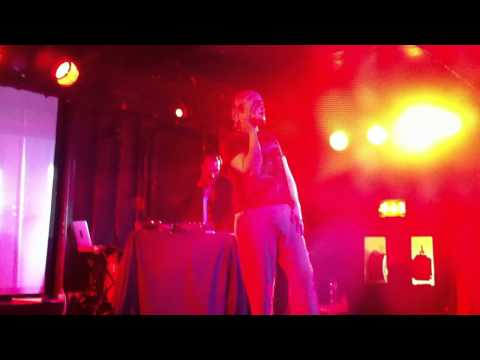 The Rubberbandits - I Want To Fight Your Father (live In Manchester, 22nd November 2011) video