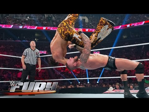 23 exploder, T-bone and capture suplexes that wrecked Superstars: WWE Fury