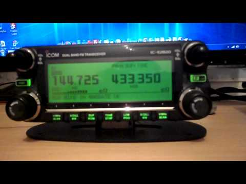 G0SEC quick shack tour and Dstar QSO part 2