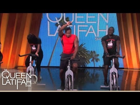 Viral Video Instructor Spins! | The Queen Latifah Show