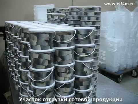Производство рыбных пресервов