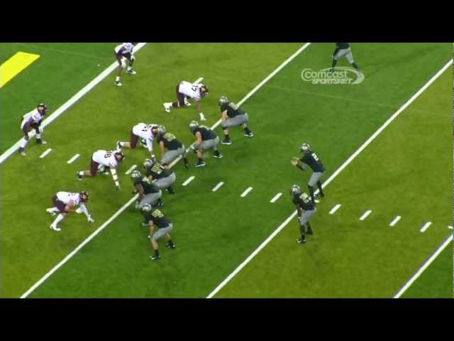 The FishDuck Minute #11: The Oregon Spread Offense Has A Trap Play!
