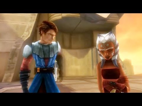 Star Wars The Clone Wars Heroes de la Republica - Parte 2 - Español