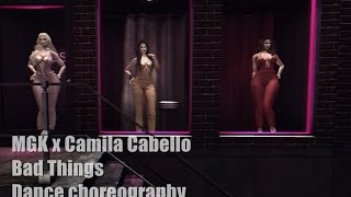 [Secondlife] MGK x Camila Cabello Bad Things Dance choreography