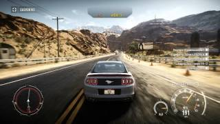 Rivals - Need for Speed: RIvals - 2014 Mustang GT NFS Movie Car (Part 1)