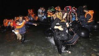 More invaders arrive on Greek island of Kos
