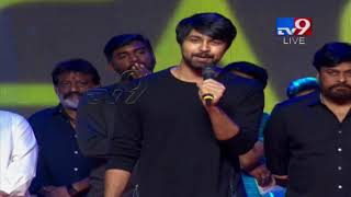 Hero Kalyaan Dhev speech at Vijetha Audio Launch