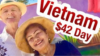 Vietnam Vacation $42. A Day  2 Weeks  traveling Cost $42./ Beautiful people beautiful girls