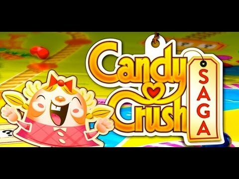 Candy Crush Saga Android App Review - CrazyMikesapps
