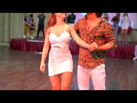 RZCC2016 Anna and Kamacho J&J performance ~ video by Zouk Soul