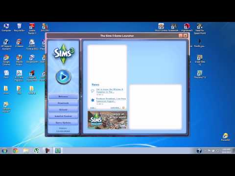 How To Fix The Sims 3 No Disc Found ! video