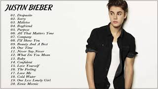 Justin Bieber Best Songs - Top 20 Justin Bieber Songs - Justin Bieber Greatest Hits Cover