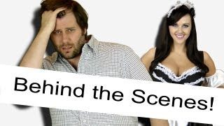 Husband! Justin Bieber Boyfriend Parody - Behind the Scenes!