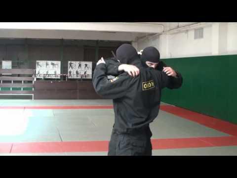 ОМОН. Видео рубрика по самообороне и боевому самбо. Урок 3.