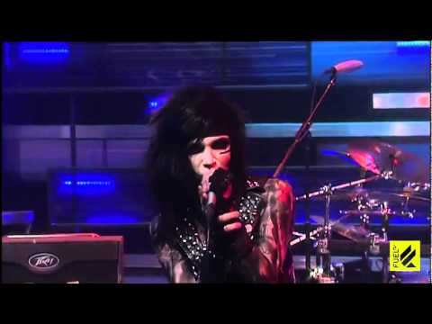 Black Veil Brides - Fallen Angels (live On Daily Habit Music) video