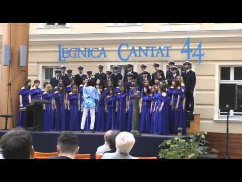 25.05.2013r - Chór Akademii Morskiej W Szczecinie - Pieśń żeglarzy