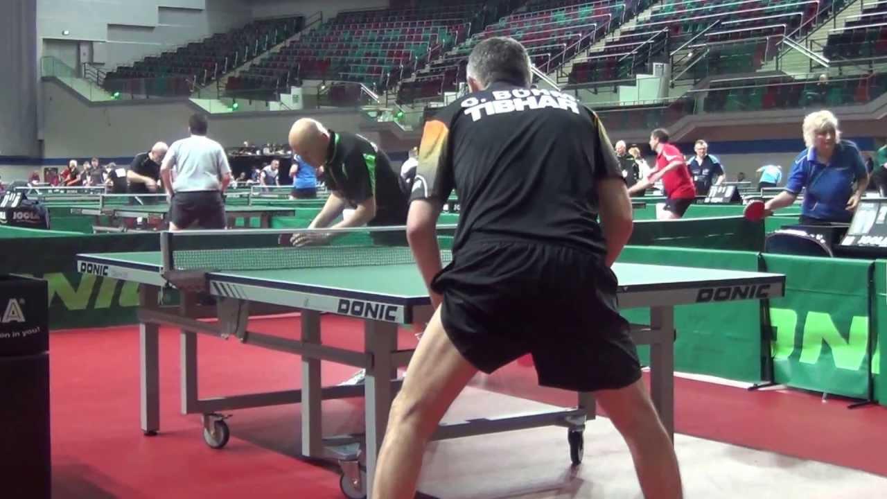 table tennis veterans european championships 2013 bremen 11 youtube. Black Bedroom Furniture Sets. Home Design Ideas