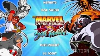 Marvel super heroes Vs street fighter arcade Gamer challange dizel cafe ataşehir-zaza konan