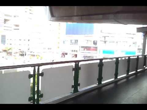 Asok, Bangkok, Thailand, 27 October 2011