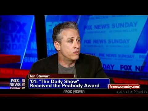 Jon Stewart Vs. Chris Wallace On Fox Bias (CQB 241)
