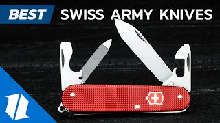 The Best Swiss Army Knives for Every Use   Knife Banter Ep. 88