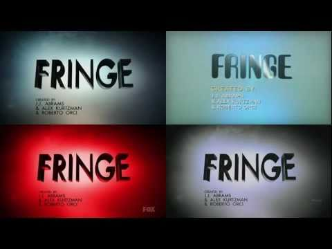 All Fringe 4 Diffrent Intro At Once [ HD ]