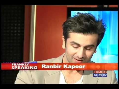 Frankly Speaking with Ranbir Kapoor
